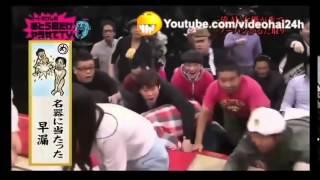 Gameshow 18+ Bựa nhất Nhật Bản