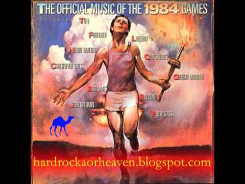 LOVERBOY Nothings Gna Stop You Now Olympic Games 84