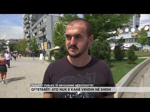 Prishtina me tualete publike vetëm gjatë sezonit