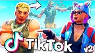 Fortnite Tik Tok Meme Compilation! December 2018