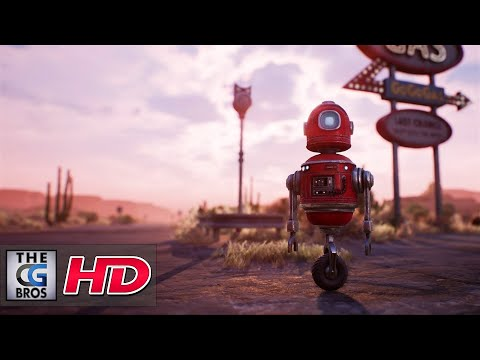 "CGI 3D Animated Short: ""BIG BOOM"" - by Brian Watson"