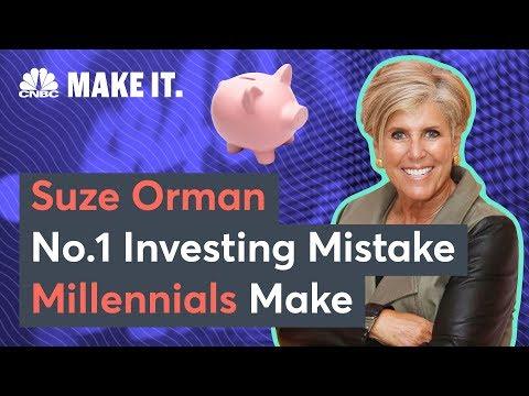 suze-orman:-no.1-investing-mistake-millennials-make