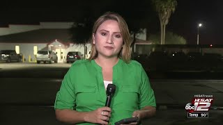 Video: Volunteers help families crossing over into US illegally