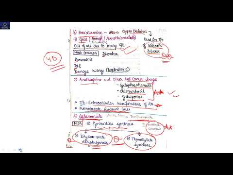 AUTOCOIDS PART2(DRUGS USED IN TREATMENT OF RHEUMATOID ARTHRITIS
