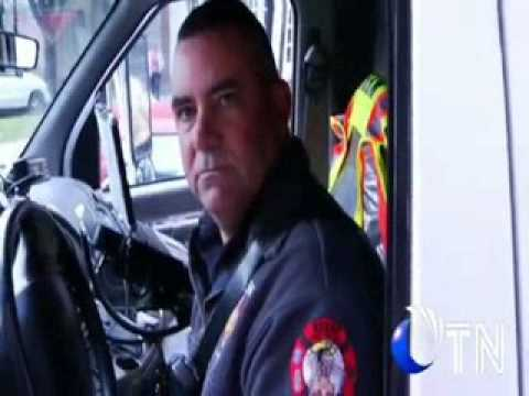 Govt. EMT swipes camera - caught on tape in New Hampshire