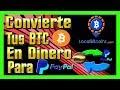 Como Pasar Bitcoin a PayPal Bien Explicado Paso