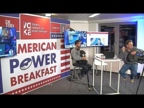 American Power Breakfast
