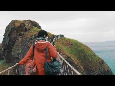 GoPro HERO 4 | IRELAND TRIP | Travel | 2016