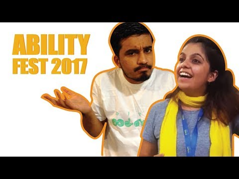 Equal Opportunities for all: ABILITYFEST 2017