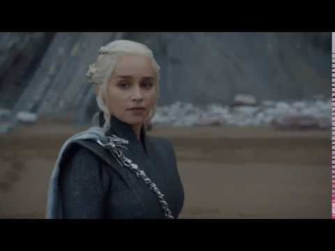 Ser Davos FART in Daenerys's Meeting