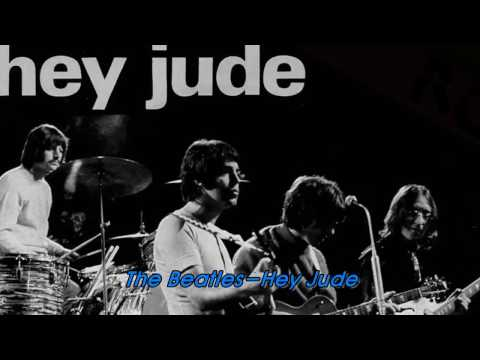 The Beatles-Hey Jude,Subtitulos Ingles
