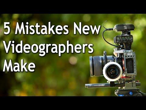 5 Mistakes Beginning