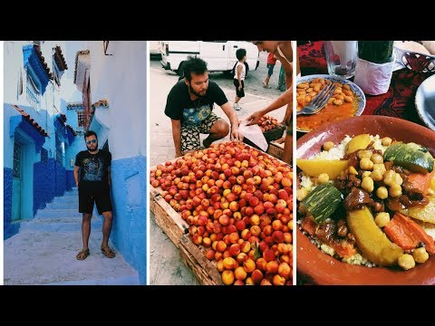 VEGAN AROUND THE WORLD: MOROCCO (PART 1)
