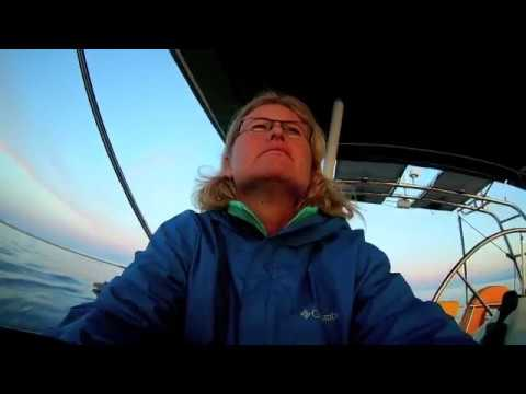 Desiree's Shakedown Cruise from Oahu to Maui