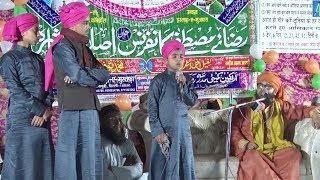On the Stage Test by Sayyed Muqeemur Rahman ll Madrasa Raza e Mustafa Trilokpuri Delhi