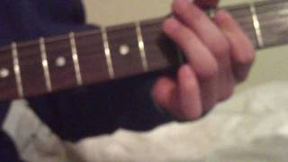 How to play We Were Meant to Live by Switchfoot