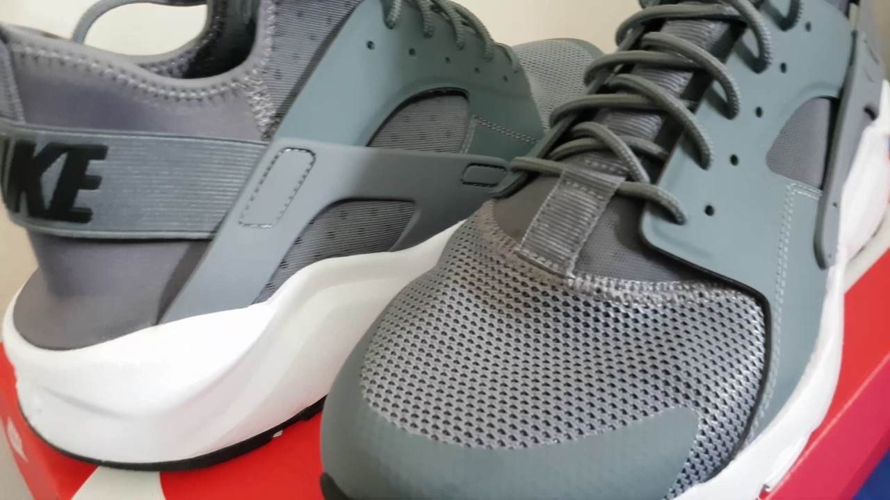 buy popular 81cd1 22e16 UNBOXING #3 Nike Air Huarache Run Ultra Trainers |asos - YouTube
