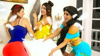 Disney Princesses Slumber Party