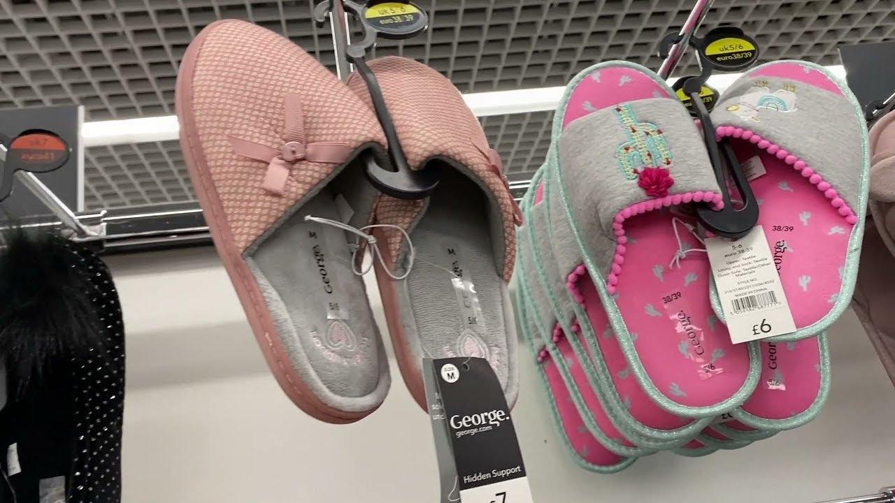 ASDA Women's - Slippers + Prices , June