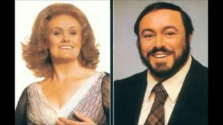 Che fai Nulla Traviata Sutherland Pavarotti