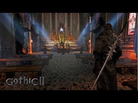 Готика 2 : Ночь Ворона - Серия 23 - Библиотека Зодчих.