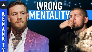 The TRUTH Behind: Khabib Nurmagomedov's WORRYING Mentality!?