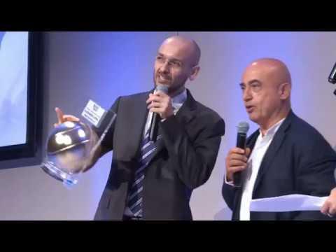 19-07-2018: Premio Ilario Toniolo e Cesare Massari agli arbitri Rapisarda e Cerra