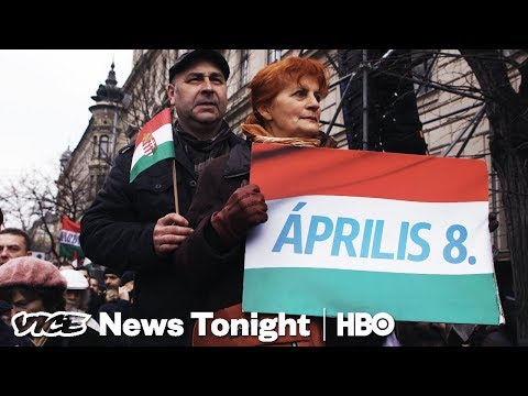 Hungary's Anti-Migrant Prime Minister Is Crushing The Opposition (HBO)