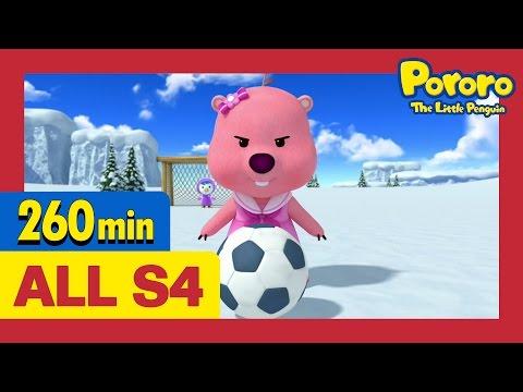 (EN) Pororo Season 4 Full Episodes E01~E26 (260min)