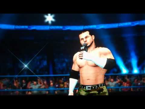 WWE 12: Jeff Hardy Vs Matt Hardy WrestleMania 25 Promo.
