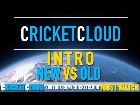 CRICKETCLOUD INTRO - NEW vs OLD - Please...