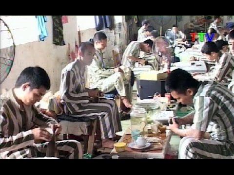 Thanh Hóa- trại giam Thanh Lâm làm tốt công tác cảm hóa giáo dục người lầm lỡ