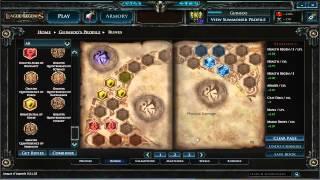 League of Legends: Clash of Fates - Runes Trailer