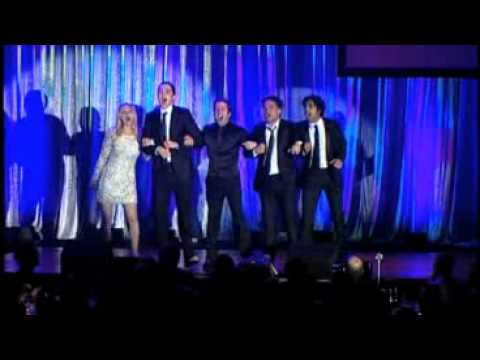The Alzheimer's Association's 19th Annual A Night At Sardi's : TBBT Cast Performance