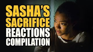 The Walking Dead Season 7 | Sasha