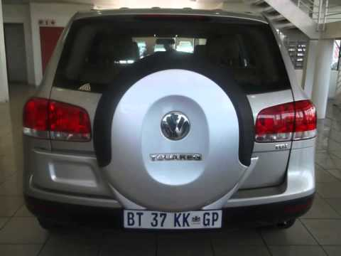 2006 VOLKSWAGEN TOUAREG 2.5 TDI Auto For Sale On Auto Trader South Africa
