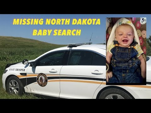 SATURDAY UPDATE: North Dakota Mom Can't Remember Where She Left Missing Baby