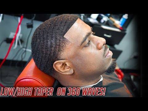 Low/High Taper on 360 waves!