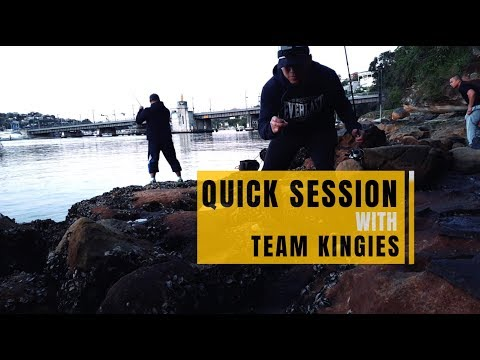 Rock Fishing Explained - Sydney Harbour Fishing With Mates