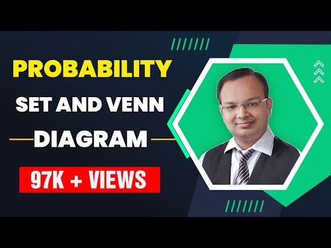 #7 | Probability (Part-7) | set and venn diagram  | CA | CS | CMA | Bcom | BBA | Eco h |