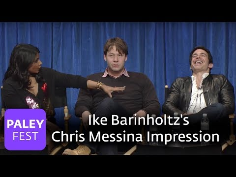 The Mindy Project - Ike Barinholtz's Chris Messina Impression ...