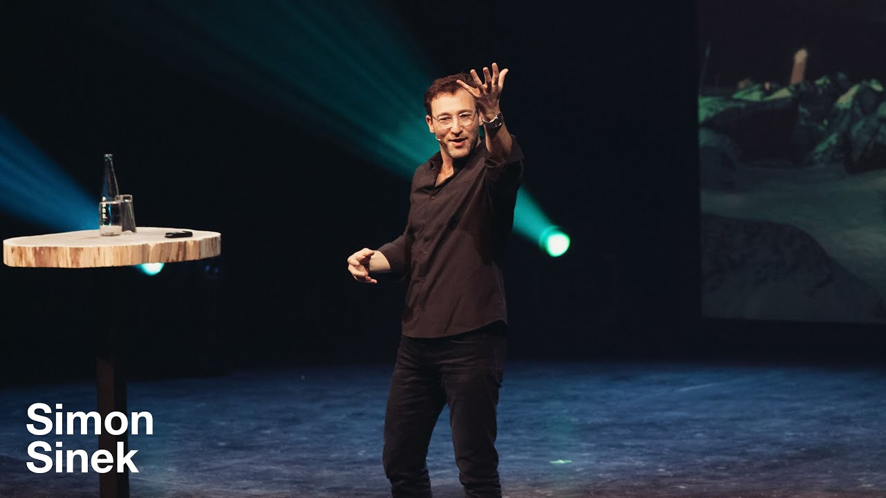 The Skill You Need to Develop | Simon Sinek