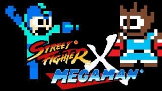 Street Fighter X Mega Man: Balrog Boss
