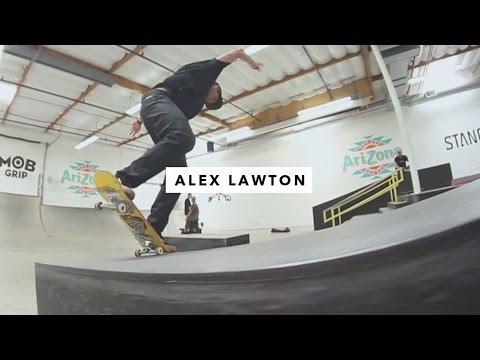 Alex Lawton | TransWorld SKATEboarding