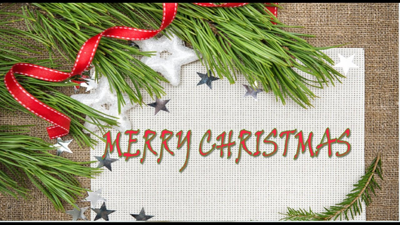 Merry christmas happy new year 2016 greetings best wishes merry christmas happy new year 2016 greetings best wishes whatsapp video message e card 23 youtube kristyandbryce Image collections
