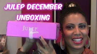 UNBOXING: Julep December | CurlyKimmyStar Thumbnail