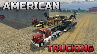 farming simulator 2015 american trucking on salem south dakota map
