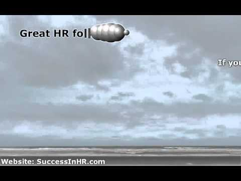 HR:  25 Things I've Learned in Human Resources