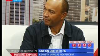 Peter Kenneth: My plan on housing is not a short term plan