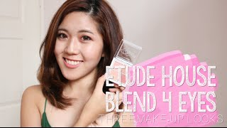 3 Looks with Etude House